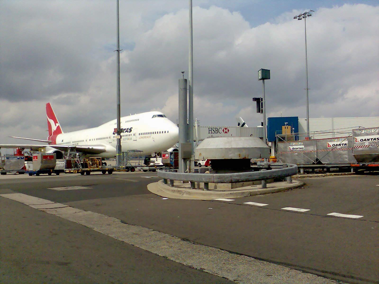 Mascot-Airport